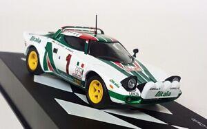Altaya 1/43 Scale - Lancia Stratos HF Rally Monte Carlo 1977 Diecast Model Car