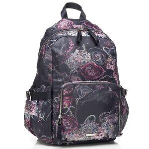 Storksak-Hero-Baby-Child-Changing-Bag-Neon-Floral