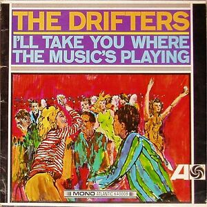 NEW-CD-Album-The-Drifters-Take-you-Where-Music-039-s-Mini-LP-Style-Card-Case