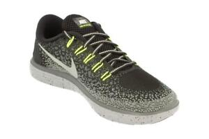 Details about NEW Nike Free RN Distance Shield Women's Running Shoes Black 849661 001 Size 6