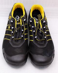 Neuf Sécurité Hksdk de Chaussures Taille 44 sur Détails Jaune Noir B3 Homme R54Aj3L