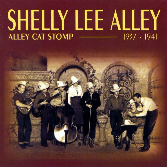 Shelly Lee Alley & His Alley Cats - Alley Cat Stomp 1937-1941