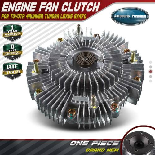 Cooling Fan Clutch for Toyota 4 Runner Sequoia Tundra Lexus GX470 2003-2005 4.7L
