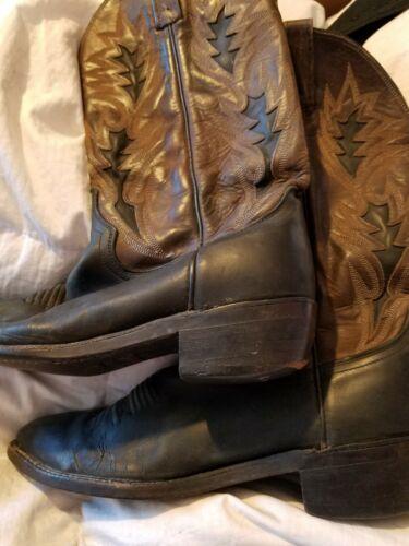 Dan post western boots size 9 d