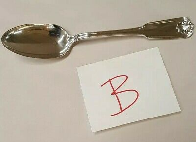 TOWLE BENJAMIN FRANKLIN STERLING SILVER OVAL SOUP SPOON VERY GOOD CONDITION