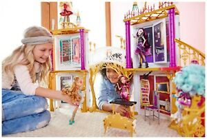 Doll-House-Playset-Ever-After-High-School-2-in-1-3-Ft-Tall-Castle-Girls-6