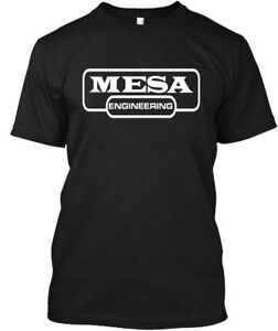 NWT Mesa Boogie Engineering Amplifiers Guitars and Basses T-Shirt Size M-3XL