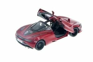 Kinsmart-McLaren-720S-1-36-Diecast-Toy-Car-KT5403D-Red-with-Pull-back-and-Go-5-034