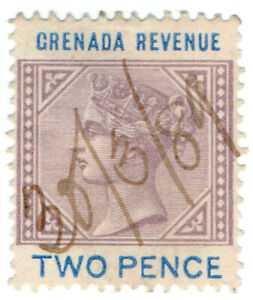 I-B-Grenada-Revenue-Duty-Stamp-2d