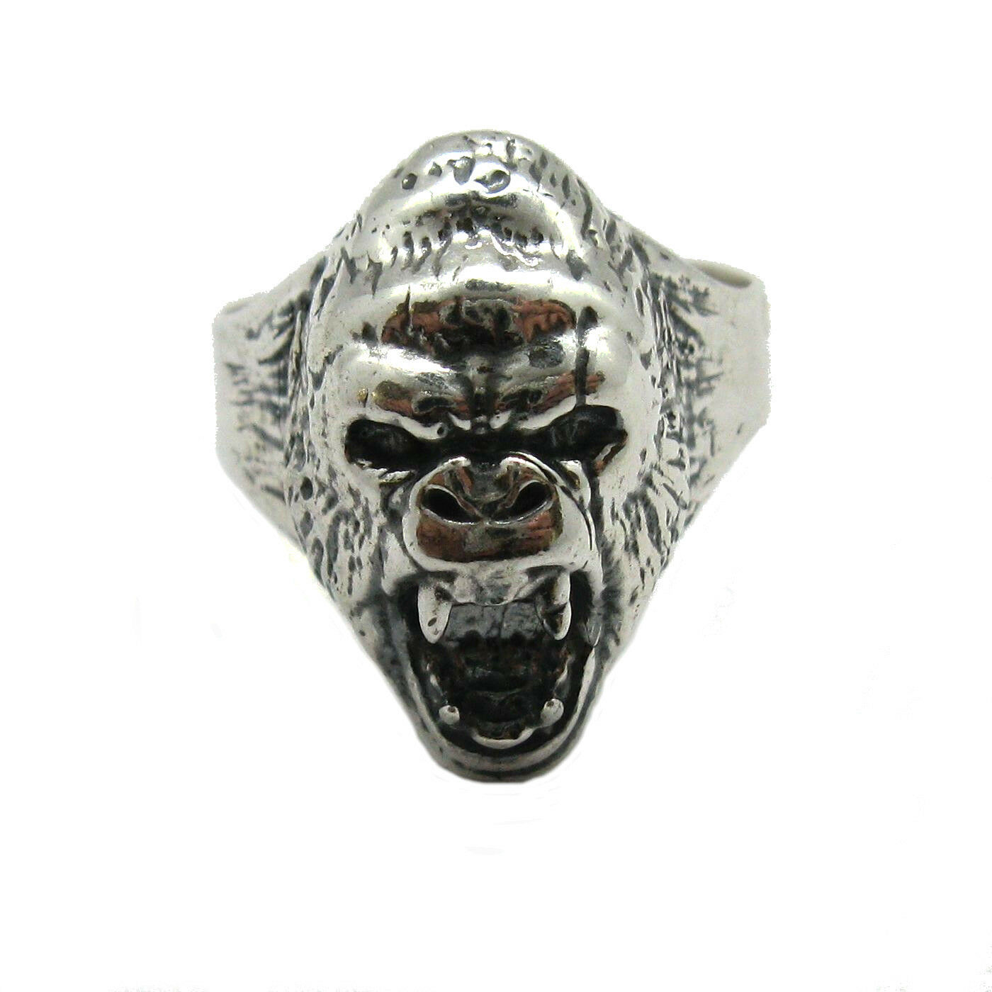 b2369ee9f331 Sterling silver herren 925 Gorilla R001838 EMPRESS ring nwzuja5013-Precious  Metal without Stones