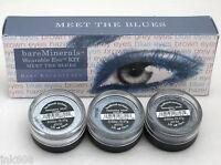Bare Escentuals Bareminerals Wearable Eye Kit - Meet The Blues $42