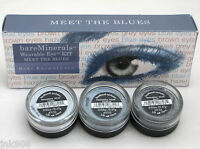 Bare Escentuals Bareminerals Wearable Eye Kit - Meet The Blues $42