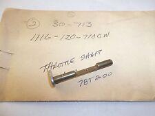 """Stihl 015 """"New"""" Throttle Shaft 015 L AV 1116-120-7100 #OK"""