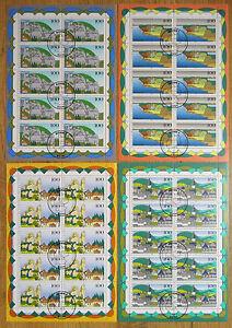 10-x-Bund-1807-1810-KB-gestempelt-ETST-Bonn-Kleinbogen-Bilder-aus-Deutschland