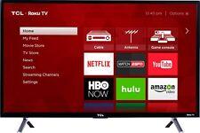 "TCL 32S305 32"" 720P HD LED Smart TV"