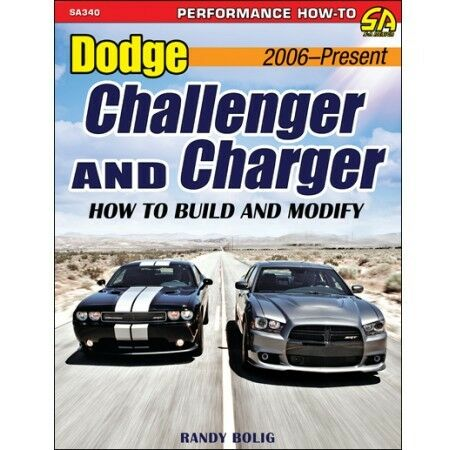 Challenger//Charger Modify Heads Ignition Exhaust ECM Tuner Cold Air Intake SA340