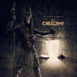 Crescent-The-Order-of-Amenti-CD