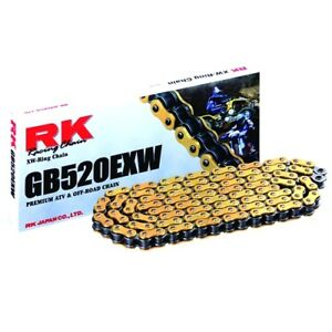 Rk Xw-Ring 520Gxw/116 Open Chain With Rivet Link For