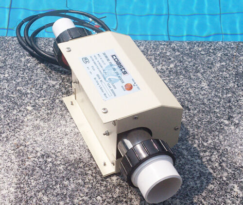 Swimming Pool Electric SPA Heater Heating Thermostat 3KW Fix Temperature 220V