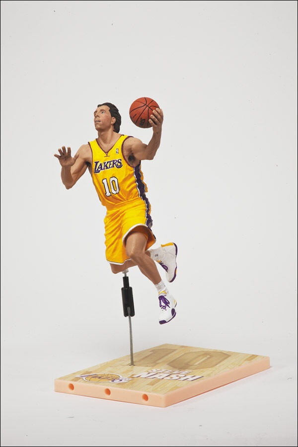 Mcfarlane NBA 22 - L.A.Lakers - Steve Nash - Figurine Figure - Neuf   Emballage
