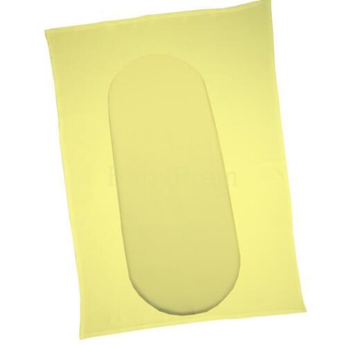 Babyprem 75 x 28 cm drap couffin Feuille /& Coton Feuille Plate Set