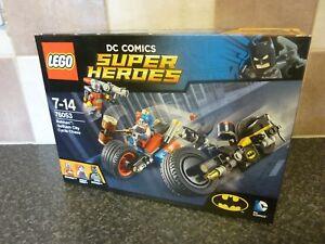 LEGO-DC-COMICS-SUPER-HEROES-76053-BATMAN-GOTHAM-CITY-CYCLE-CHASE-NEW-SEALED