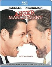 Anger Management (Blu-ray Disc, 2008)