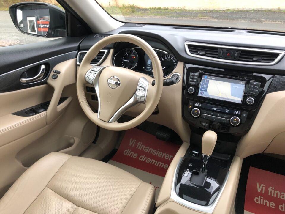 Nissan X-Trail 1,6 dCi 130 Tekna X-tr. Van Diesel aut.