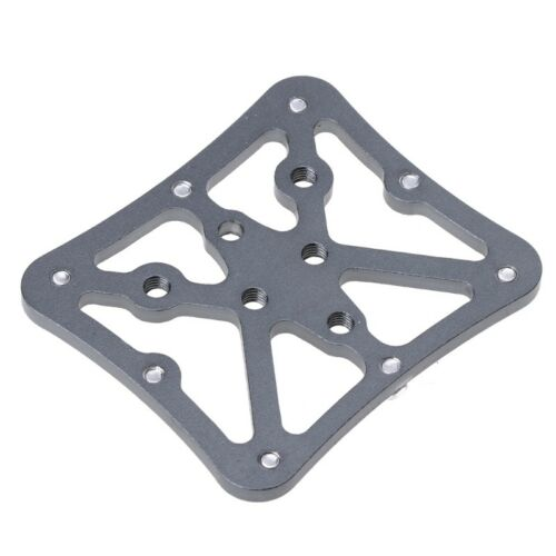 Pedal Adapter Platform Cycling Aluminum Alloy Clipless For Shimano SPD Bicycle