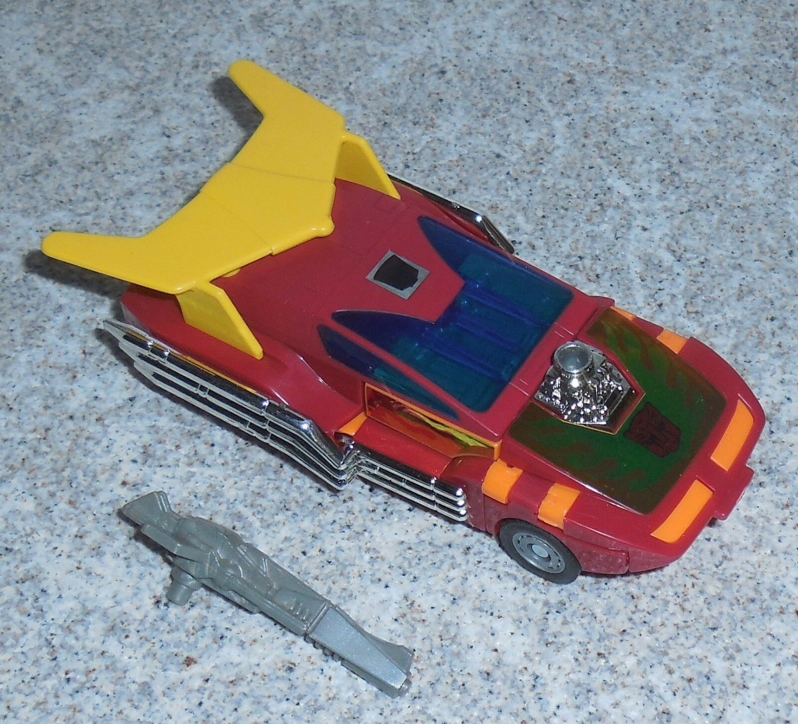 Transformers Commemorative RODIMUS MAJOR G1 Hot Rod Reissue
