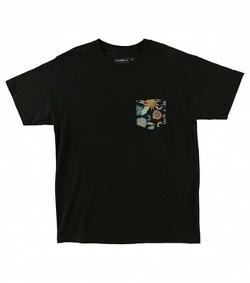 O/'Neill COLDWATER CLASSIC Mens 2006 T-Shirt Black Green White XS NEW