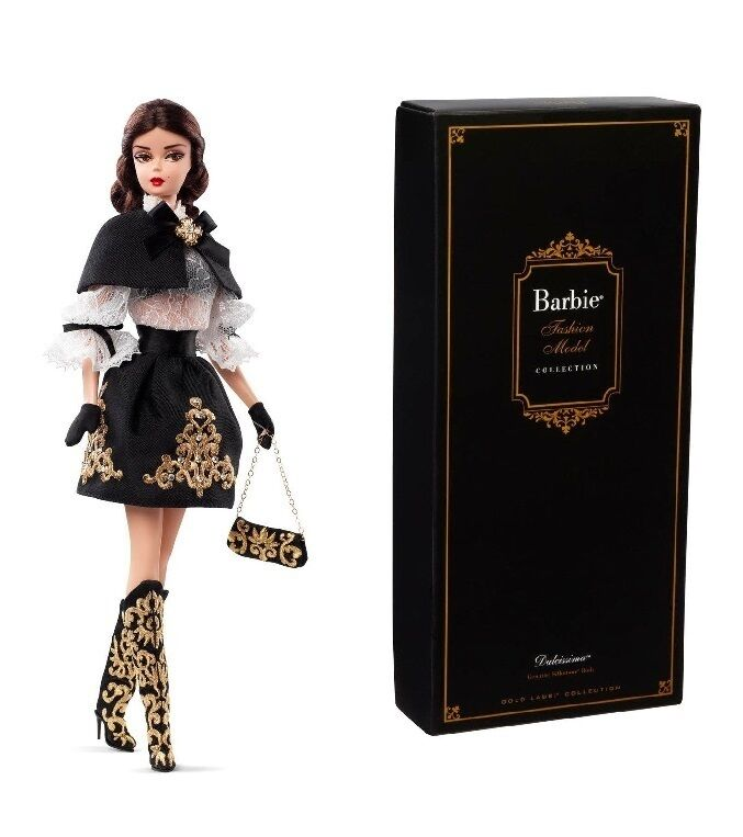 Barbie Collectors BCP82 - Fashion Model Collection Dolcissima