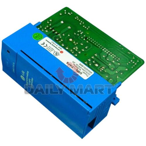 New LS PLC Power Supply Module GM6-PAFA 0.3amp 24vdc 2amp 5vdc GM6PAFA