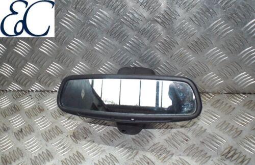 04-09 LAND ROVER DISCOVERY 3 TDV6 2.7 REAR VIEW AUTO DIM INTERIOR MIRROR REF 1