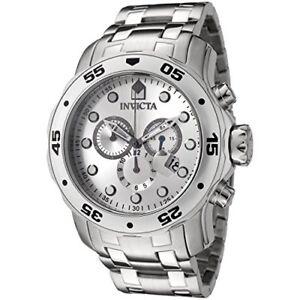 8a0a55740 Invicta Men's Pro Diver Quartz 200m Chronograph Stainless Steel ...