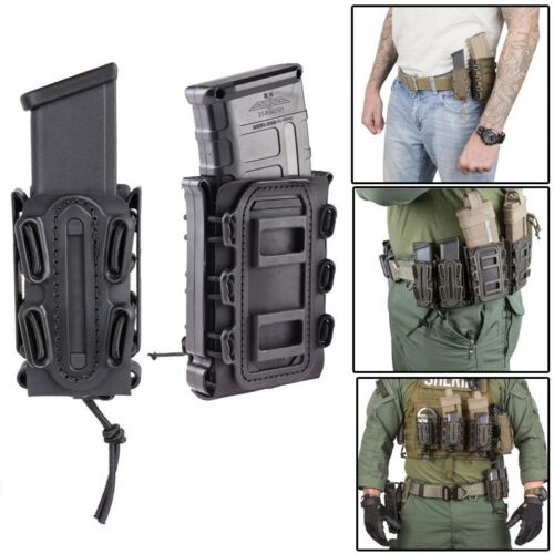 Soft Shell Scorpion Rifle / Pistol Mag Carrier Magzine Pouch Magazine Holder