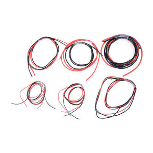 1meter-Red-Black-Silicon-Wire-12-14-16-18-22-24AWG-Heatproof-Soft-Silicone-new
