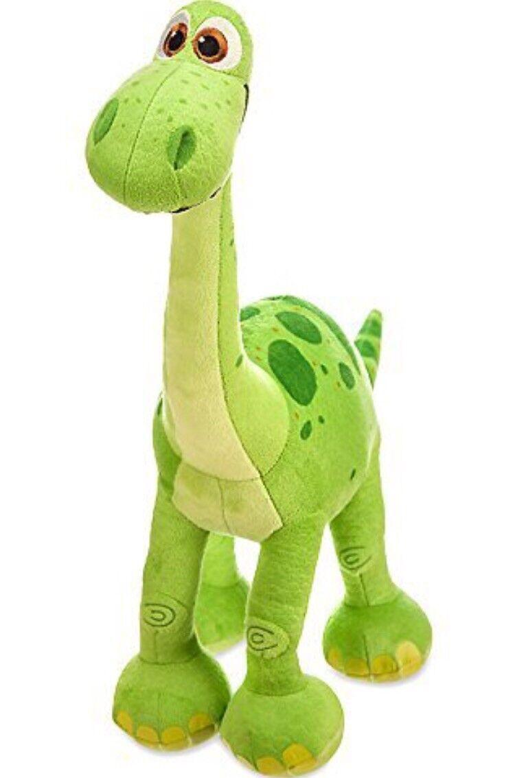 The Good Dinosaur Arlo Plush NEW