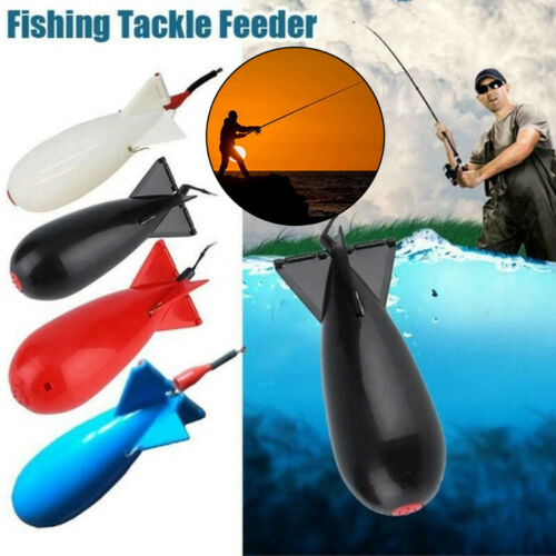 Carp Fishing Large Rockets Spod Bomb Fishing Tackle Feeders Pellet Rocket