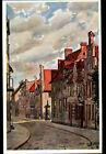 LUBECK (ALLEMAGNE) ROSENStrasse illustrée par G. BOESE