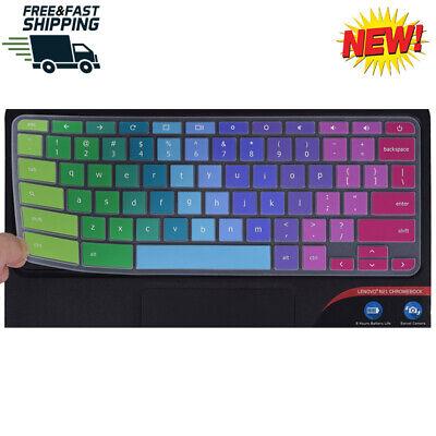 """Keyboard Cover Compatible 11.6/"""" Lenovo N20 N21 N22 N23 Chromebook //2019 2018 C33"""