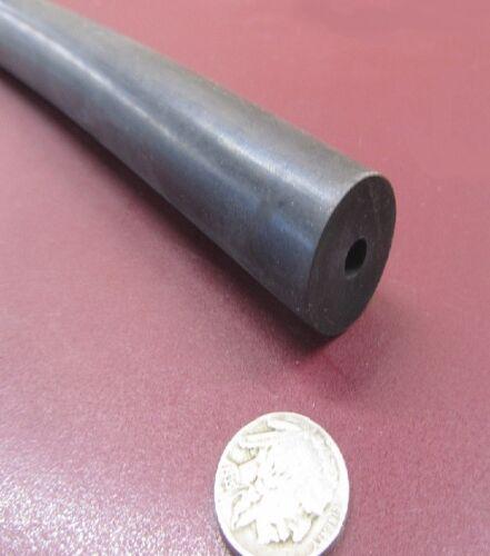 "Neoprene Tube Black 75A 1.0/"" OD x 1//4/"" ID x 3//8/"" Wall x 36/"" Length"