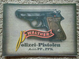 german walther automatic pistol manual police pp and ppk 1937 rh ebay com Walther PP Box Walther PPS Holster