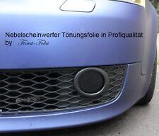 Nebelscheinwerferfolie passend für Audi A1 A2 A3 A4 A5 A6 A7 A8 B6 B7 B8 RS4 RS3