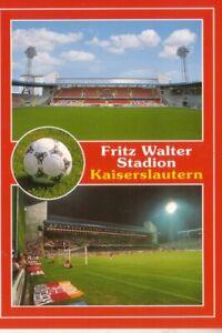 Fritz Walter Stadion Plan