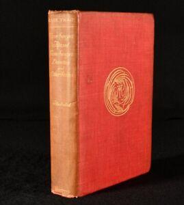 1896 Tom Sawyer Abroad 1st Edition 1st Issue Scarce Mark Twain Samuel L Clemens