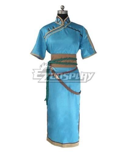 Fire Emblem Rekka no Ken Lyndis Lyn Cosplay Costume Free Shipping Party Uniform