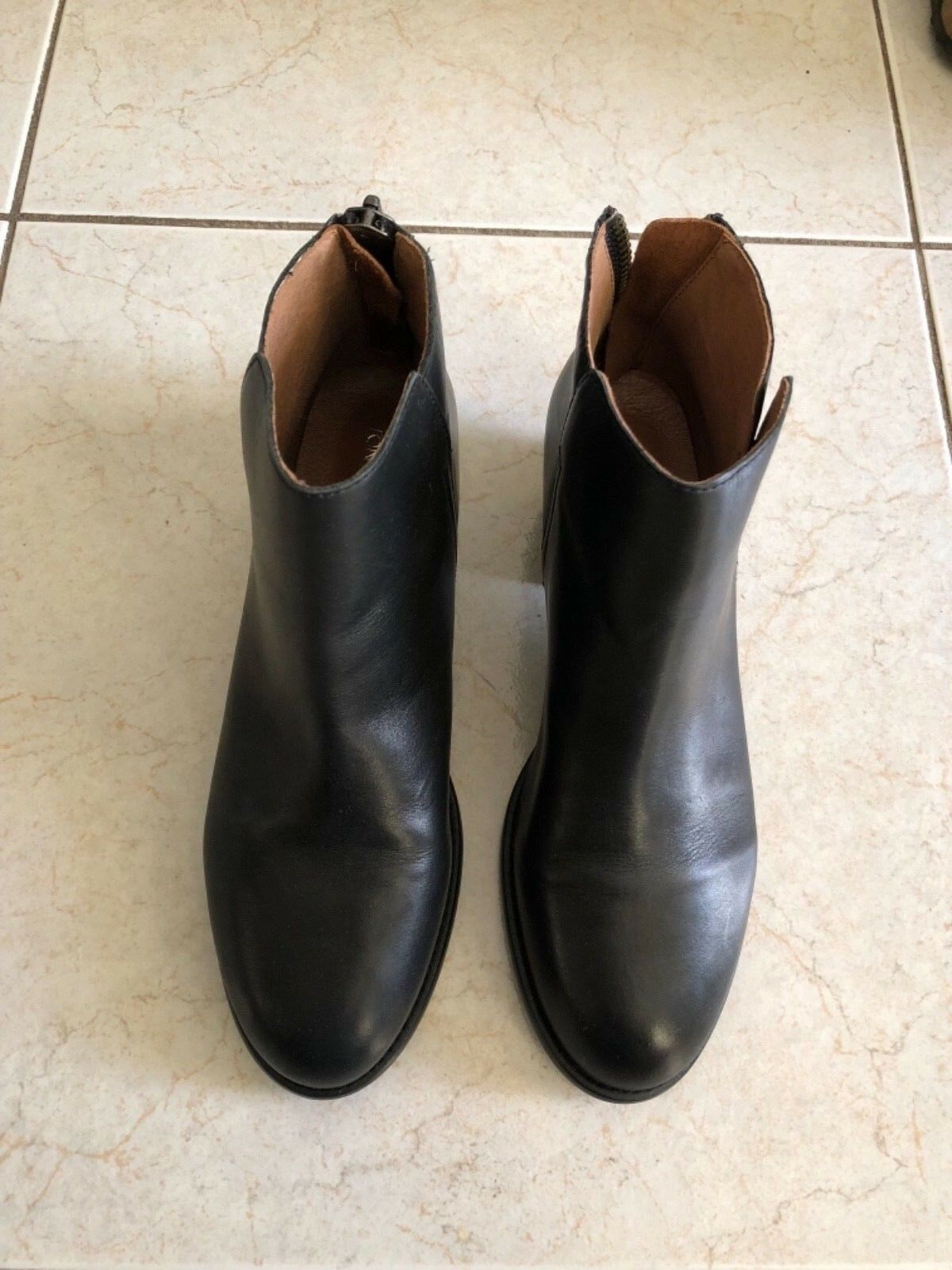 Tony Bianco - Ankle Boots - Leather - Size 7 - RRP $199.95