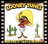 Speedy Gonzales Fridge Magnet Logo 7. 4 X 4. Looney Tunes...free Shipping