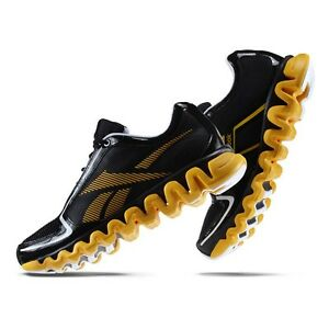 Image is loading Reebok-Ziglite-NHL-Boston-Bruins-mens-athletic-running- 0eb390cc0